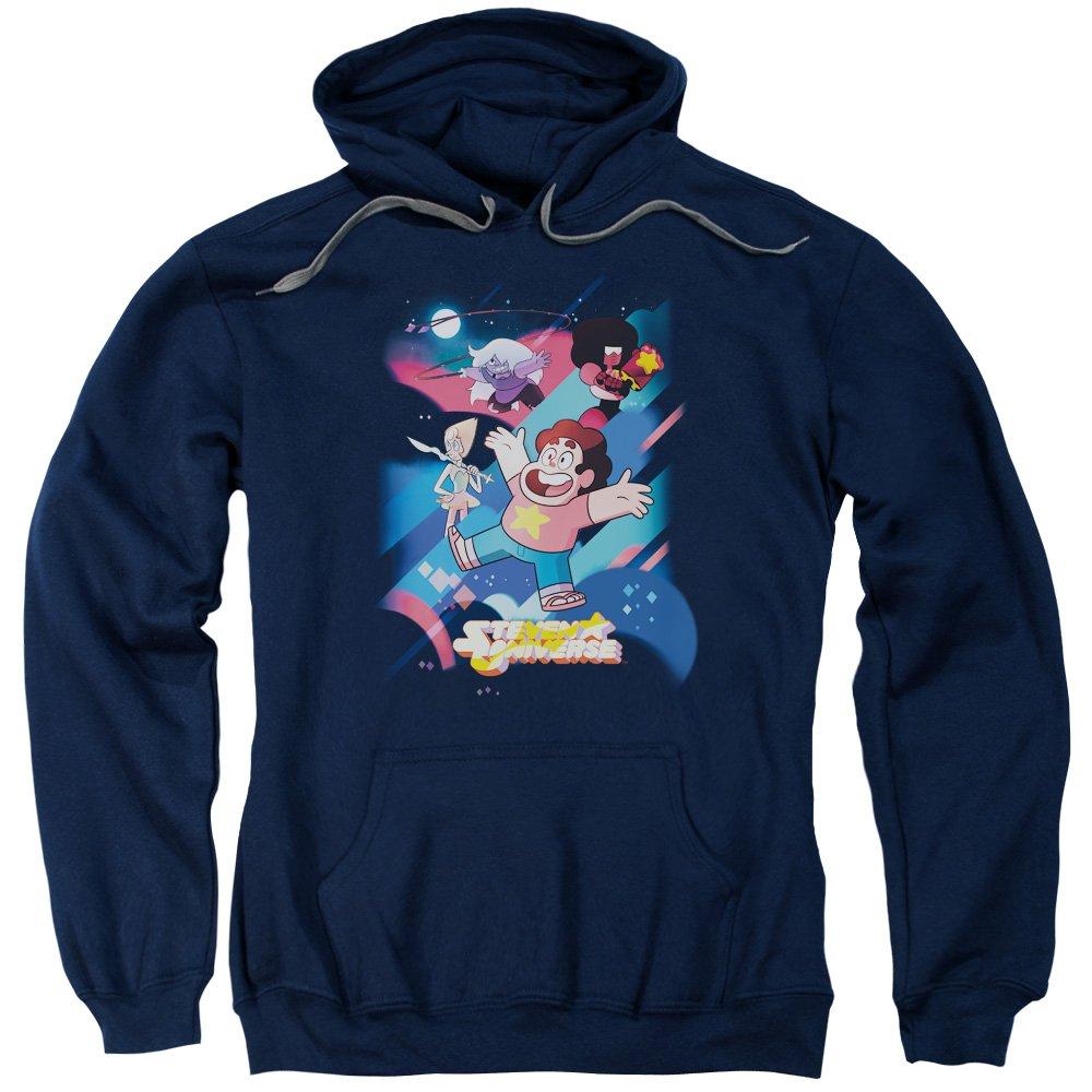 Steven Universe - - Gruppen-Pullover-Hoodie für Männer