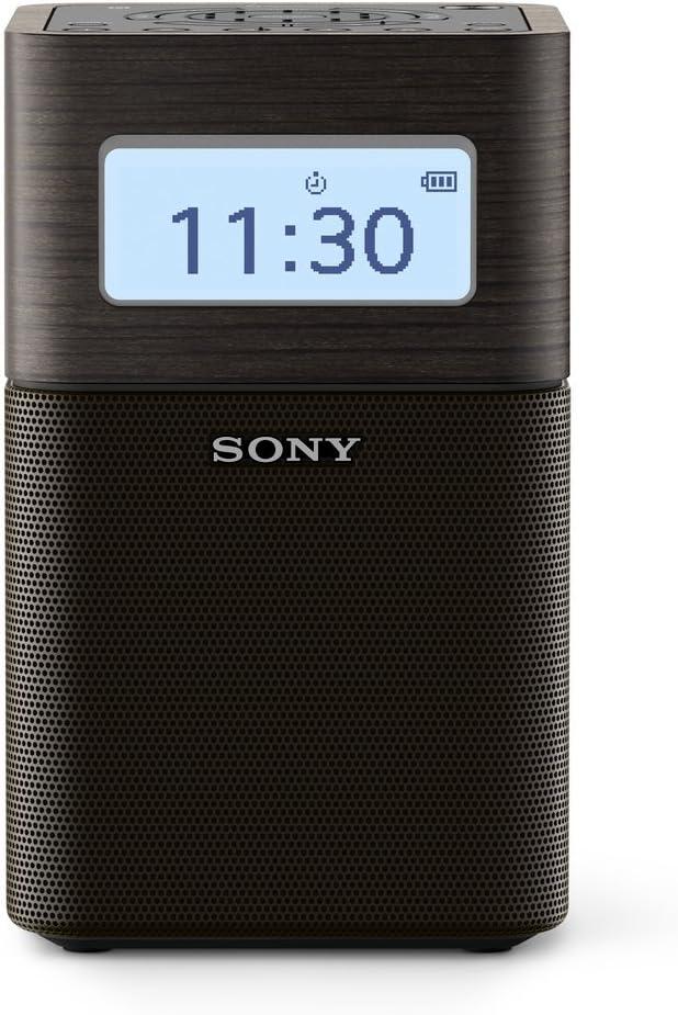 Sony SRFV1BT Portable Bluetooth Speaker with Am FM Radio