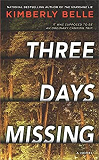 Book Cover: Three Days Missing