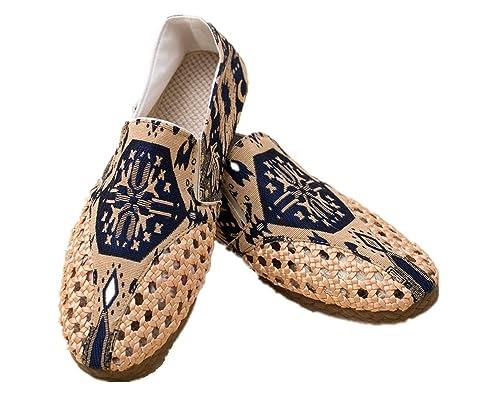 Tianrui Crown - Mocasines para hombre beige beige: Amazon.es: Zapatos y complementos