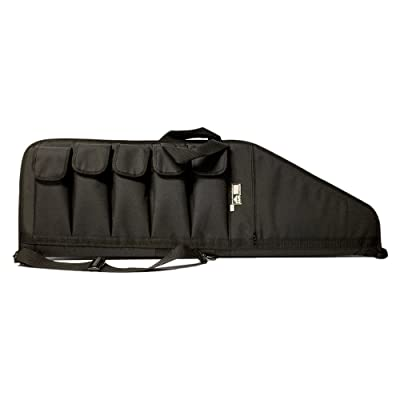 Tactical Rifle Case by American Mountain Supply 36 Inches Fits A Scoped Rifle