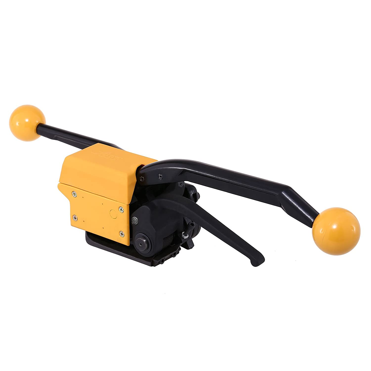 Mophorn Steel Strapping Tool A333 Manual Strapping Tool Portable Steel Straps Banding Sealless Combination Tool
