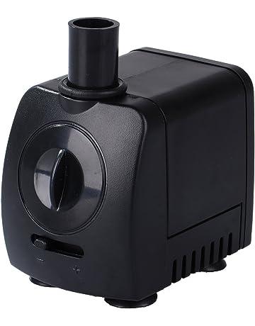Maxesla Mini Bomba de Agua Ultra Silencioso 120 GPH (550L/H) Bomba Sumergible