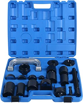 21pc Ball Joint Auto Repair Remove Installing Master Adapter C-Frame Press 2/&4WD