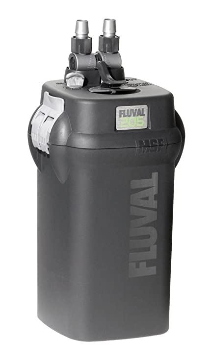 Fluval 205 External Canister Filter - 110V, 180 gallons per hour