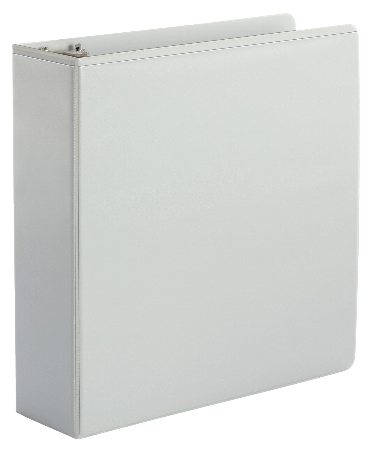 School Smart View Binder - 3 inches - White