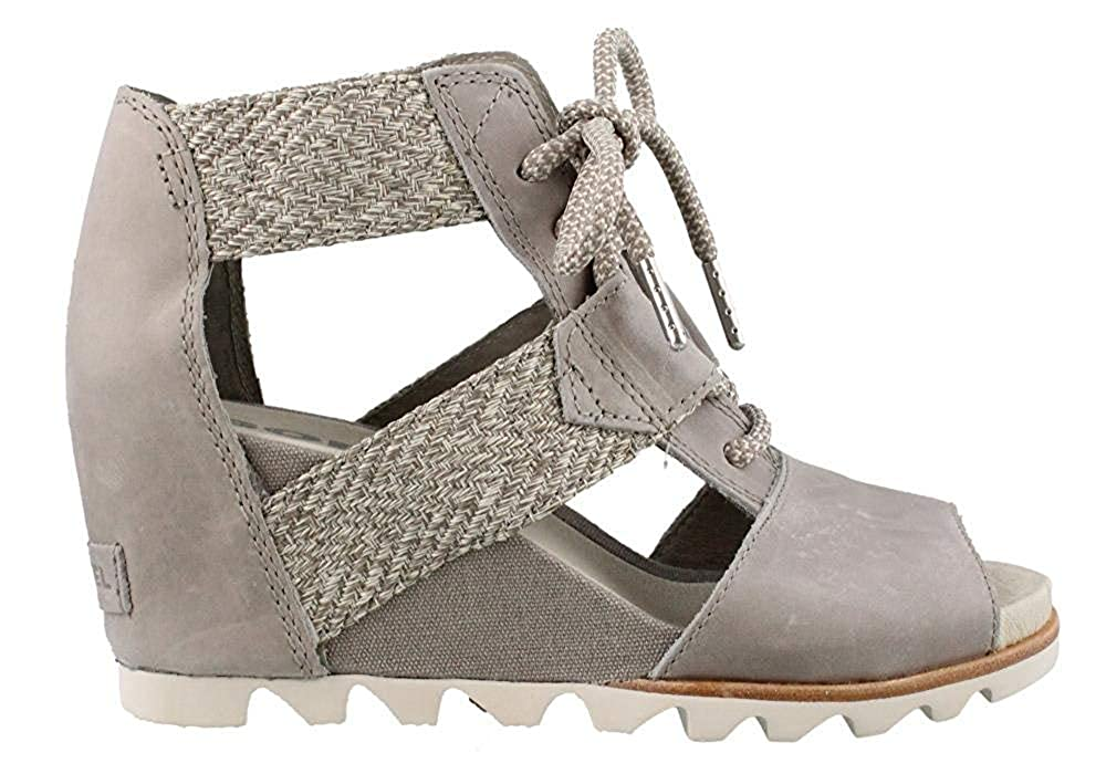 9 B US, Kettle SOREL Womens Joanie Lace Up Sandals