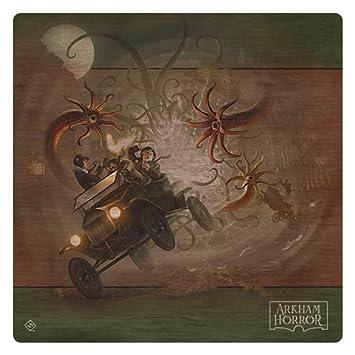 Fantasy Flight Games Arkham Horror Third Edition: Deluxe ...
