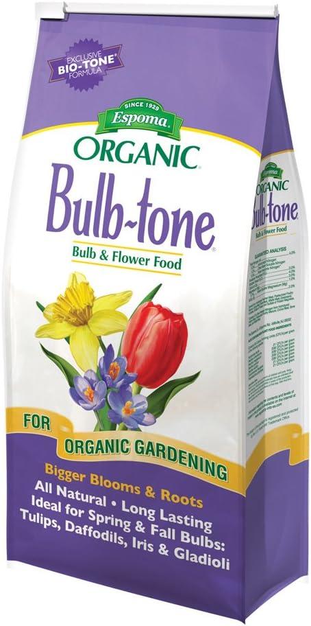 Espoma BT20 Bulb Tone Fertilizer, 18-Pound