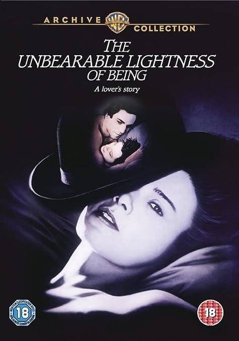 The Unbearable Lightness Of Being [DVD]