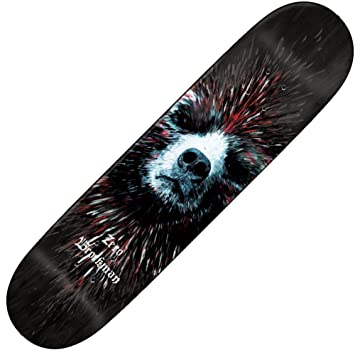 Zero brockman bear impact light 8inch skateboard deck amazon zero brockman bear impact light 8inch skateboard deck aloadofball Gallery