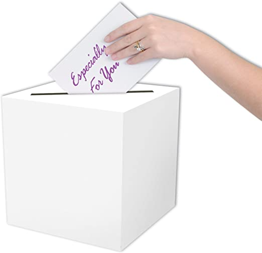Beistle 50360 Card Box 12 x 12 12 x 12 The Beistle Company
