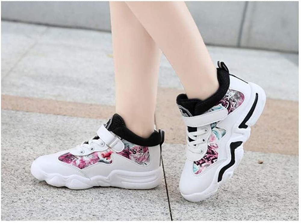 IINFINE Boys Girls Walking Shoes Comfortable Casual Shoes Slip on Sneakers for Toddler Little Kid