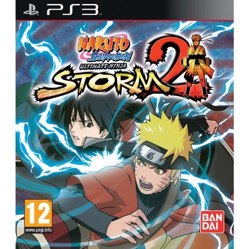 Naruto Shippuden: Ultimate Ninja Storm 2 (PS3) (UK IMPORT)