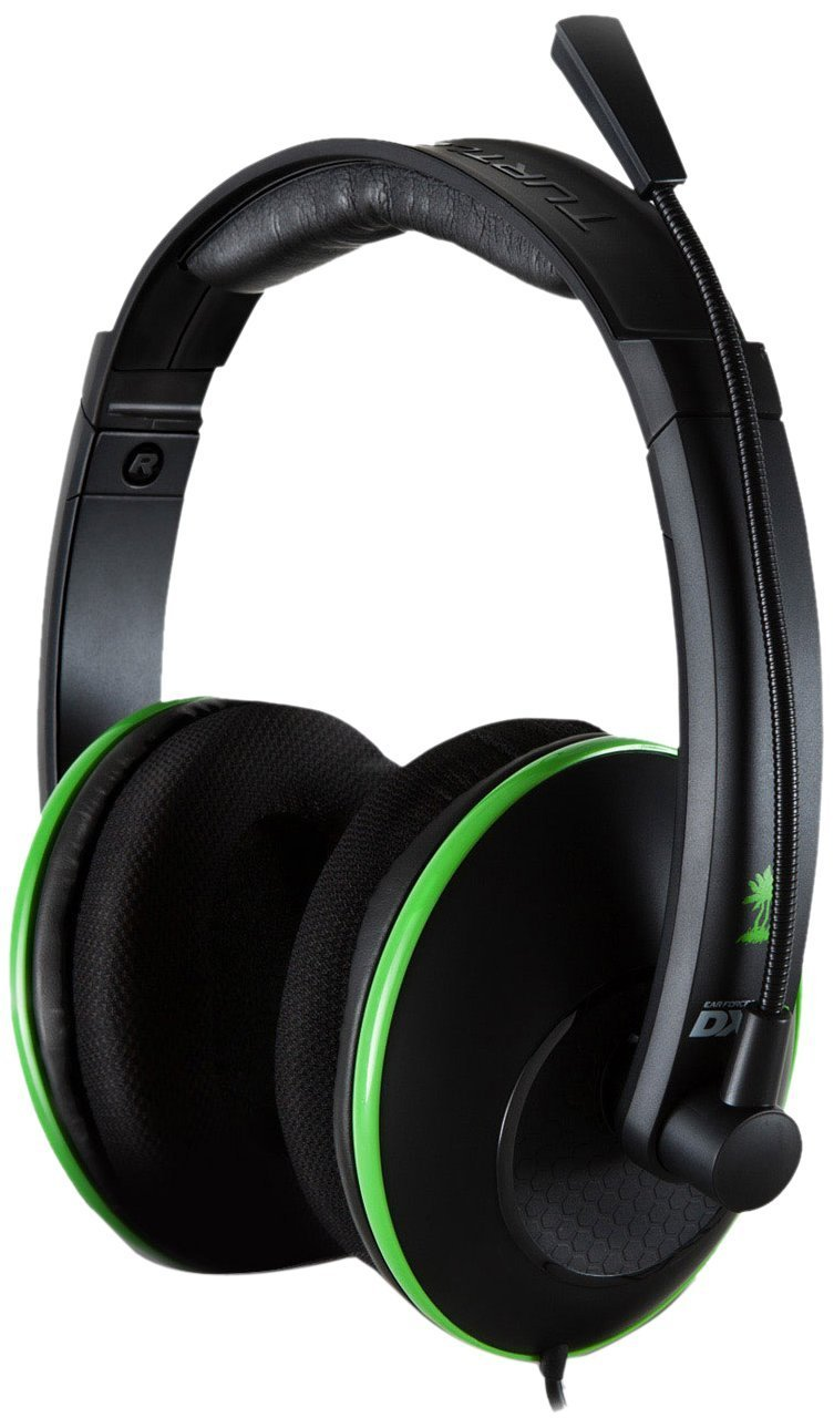 Ear Force XL1 Gaming Headset and Amplified Stereo Sound - Xbox 360 (Renewed) by Turtle Beach