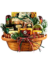 Amazon bakery dessert gifts grocery gourmet food gift basket village home for the holidays christmas gift basket negle Gallery