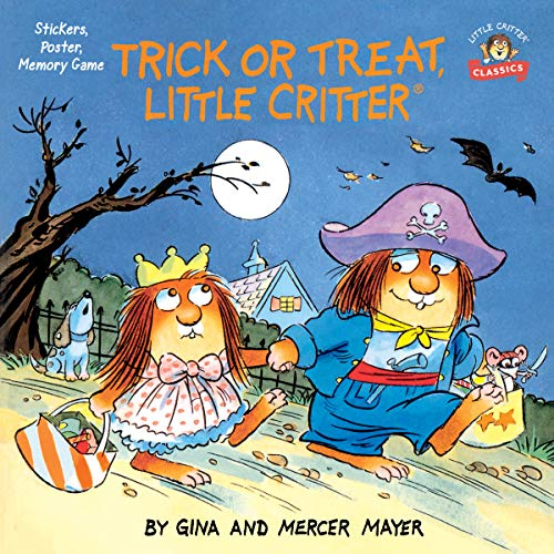 Trick or Treat, Little Critter (Pictureback(R)) ()