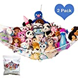 "Lillys Love Stuffed Animal Storage Hammock - Large Pack 2 ""STUFFIE PARTY HAMMOCK"" Large by"