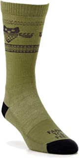 product image for Farm to Feet Women's Brentwood Lightweight Crew Merino Wool Sock