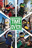 The LEGO Ninjago Movie - Movie Poster/Print (6 Ninjas - Meditation Time Is Ove