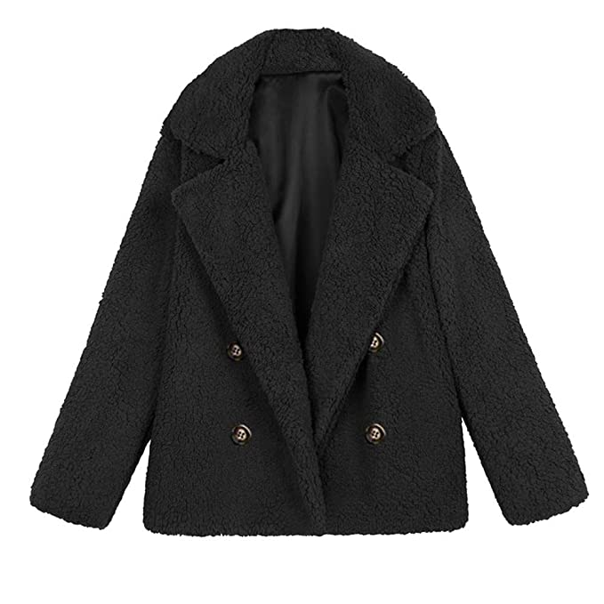 Amazon.com: Fashion Womens Casual Jacket Winter Warm Parka Outwear Ladies Coat Overcoat Outercoat (XXL, Black): Musical Instruments