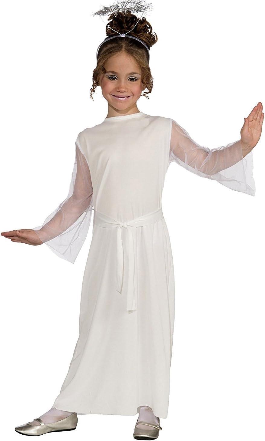 Amazon.com: Disfraz de ángel para niña, Niño(a ...