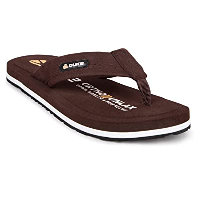 1e302ed494a8 Duke Men Doctor Slippers  Buy Online at Low Prices in India - Amazon.in