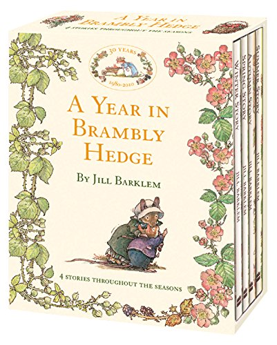 Brambley Hedge - A Year in Brambly Hedge