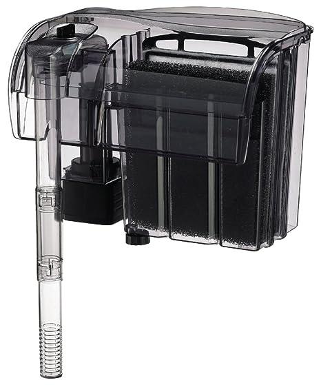 Potencia de reservorio de hasta 55 galones filtro – Modelo 55 para acuarios de agua dulce