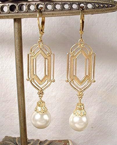 Wedding Earrings Drop