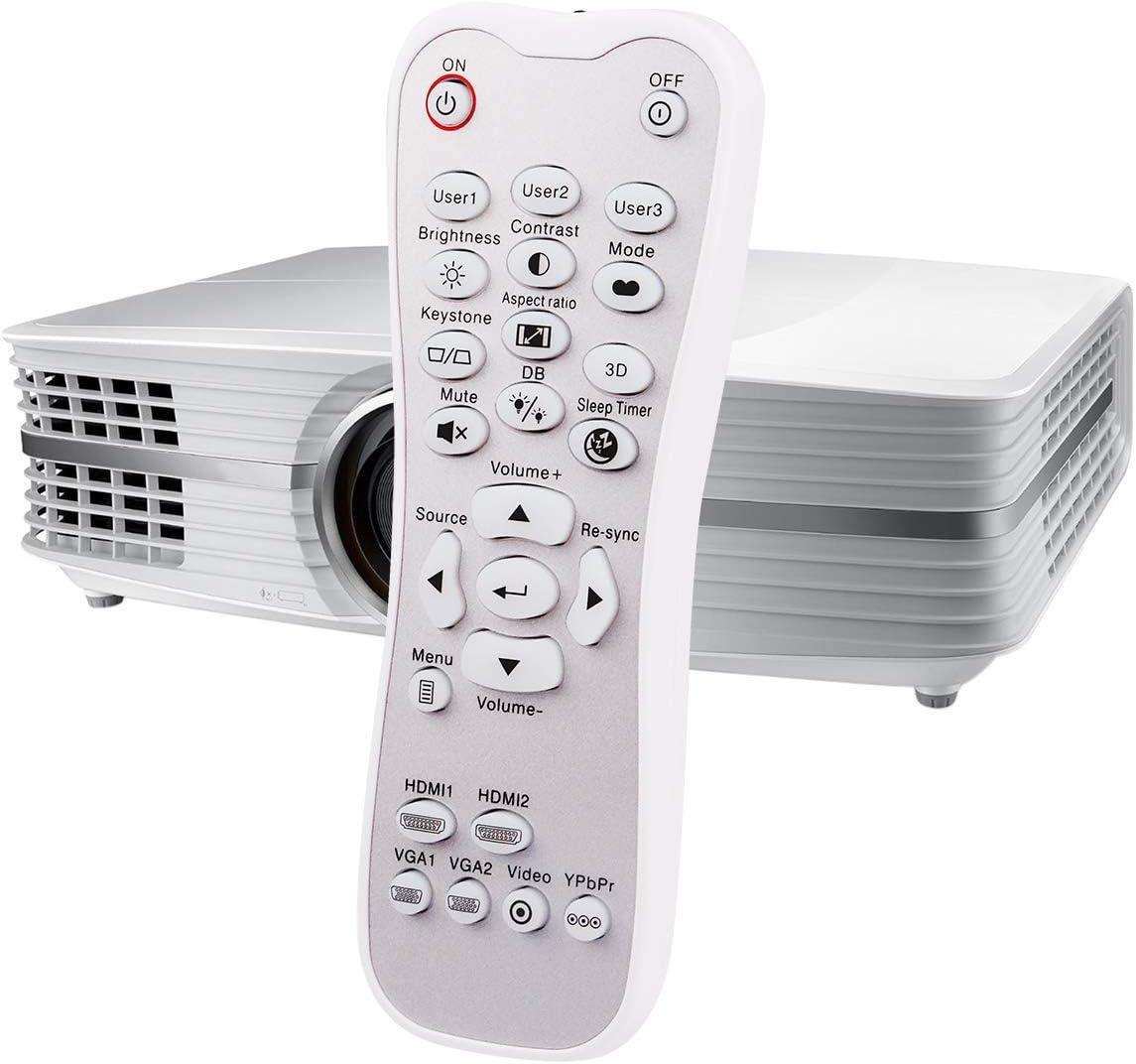 Aimple - Mando a Distancia para proyector Optoma HD141X HD142X ...