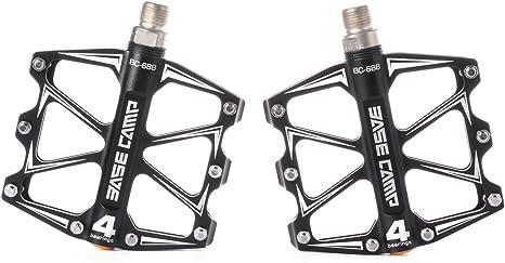 Basecamp Pedal de Bicicleta Material de Aluminio Pedal de ...