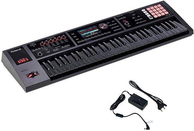 Roland FA06B Limited Edition - Teclado de estación de trabajo ...