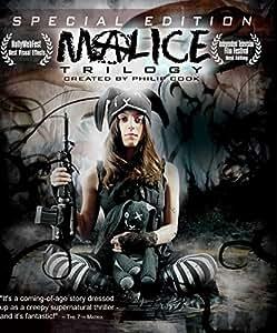 Malice Trilogy [Blu-ray]