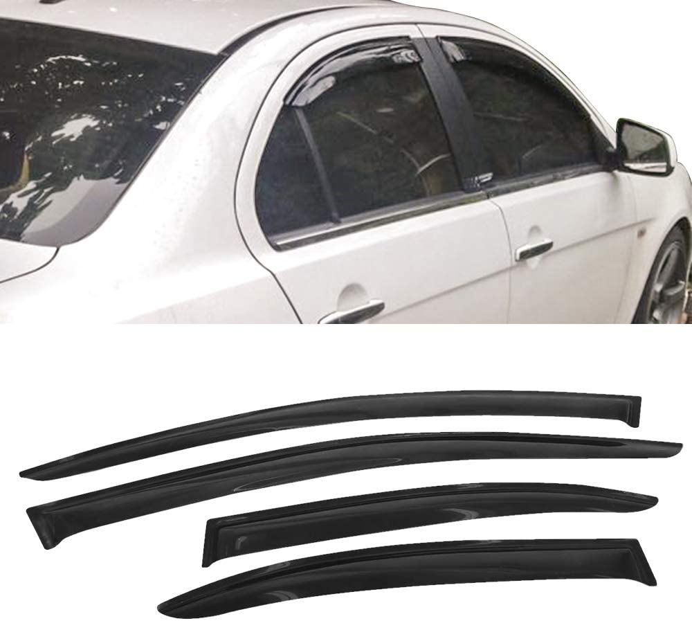 Window Shade-ES UVS100 Heat Shield UV10820SV fits 02-06 Mitsubishi Lancer