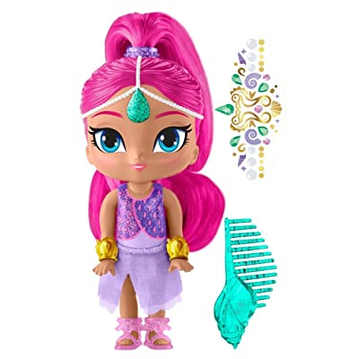 Fisher-Price Nickelodeon Shimmer & Shine, Genie Beach: Toys & Games