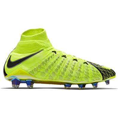 9db1f51db5bb Image Unavailable. Image not available for. Color  Nike Hypervenom Phantom  III DF SE FG ...