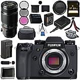 Fujifilm X-H1 Mirrorless Digital Camera (Body Only) 16568731 XF 50-140mm f/2.8 R LM OIS WR Lens 16443060 Bundle