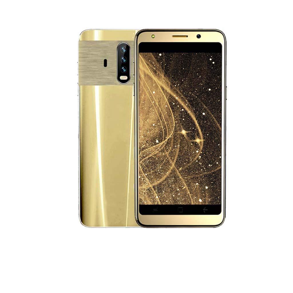 Oasics Smartphone 5,5 Zoll Doppel-HD-Kamera Android 5.1 512M + 4G GPS 3G Anruf-Handy EU