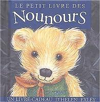 Le petit livre des nounours par Helen Exley
