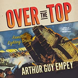 Over the Top Audiobook
