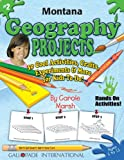 Montana Geography Projects, Carole Marsh, 0635018454