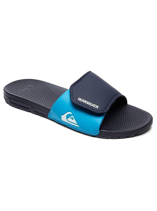 Quiksilver Coastal Oasis - Sandals - Sandalen - Männer - EU 39 - Grau A71Cb