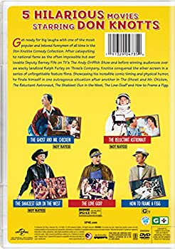 Don Knotts 5-movie Collection 1