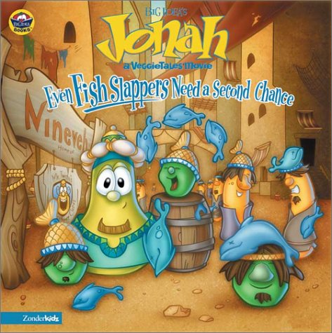 Download Jonah Even Fish Slappers Need a Second Chance pdf epub