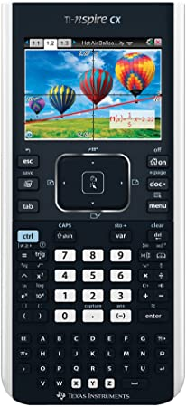 Amazon Com Texas Instruments Ti Nspire Cx Graphing Calculator Office Products