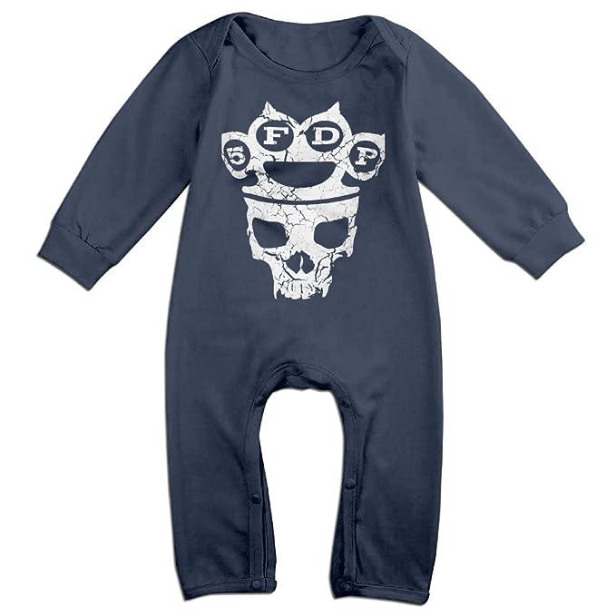 e3df8a6a3 Rock Band Five Finger Death Punch Baby Onesie Romper Jumpsuit ...