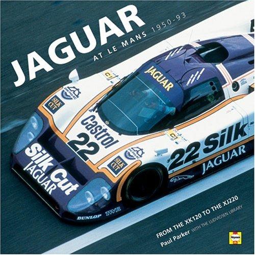 Jaguar at LeMans 1950-1995