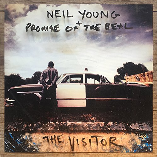 Album Art for The Visitor by Neil Young & Promise Of The Real