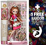 Holly O'Hair - Daughter of Rapunzel: Ever After High 'Sugar Coated' Doll + 1 FREE Official Monster High Mini-Tapeffiti Bundle